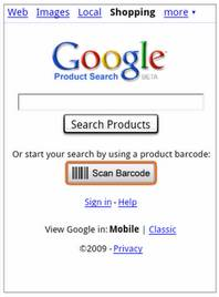 Google prods