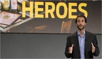 Heroes Silverman