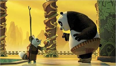 Nick Kung Fu Panda