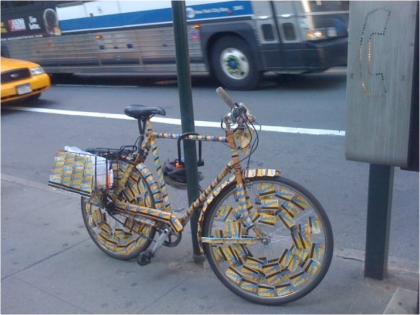 Daily Marauder Bike NYC