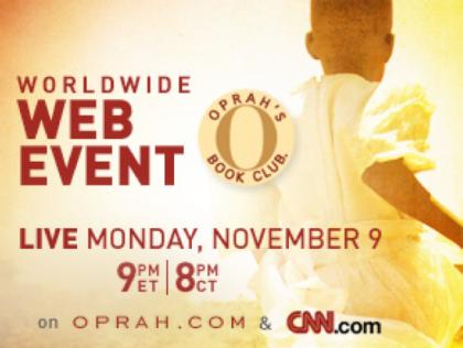 Oprah Live Book Club